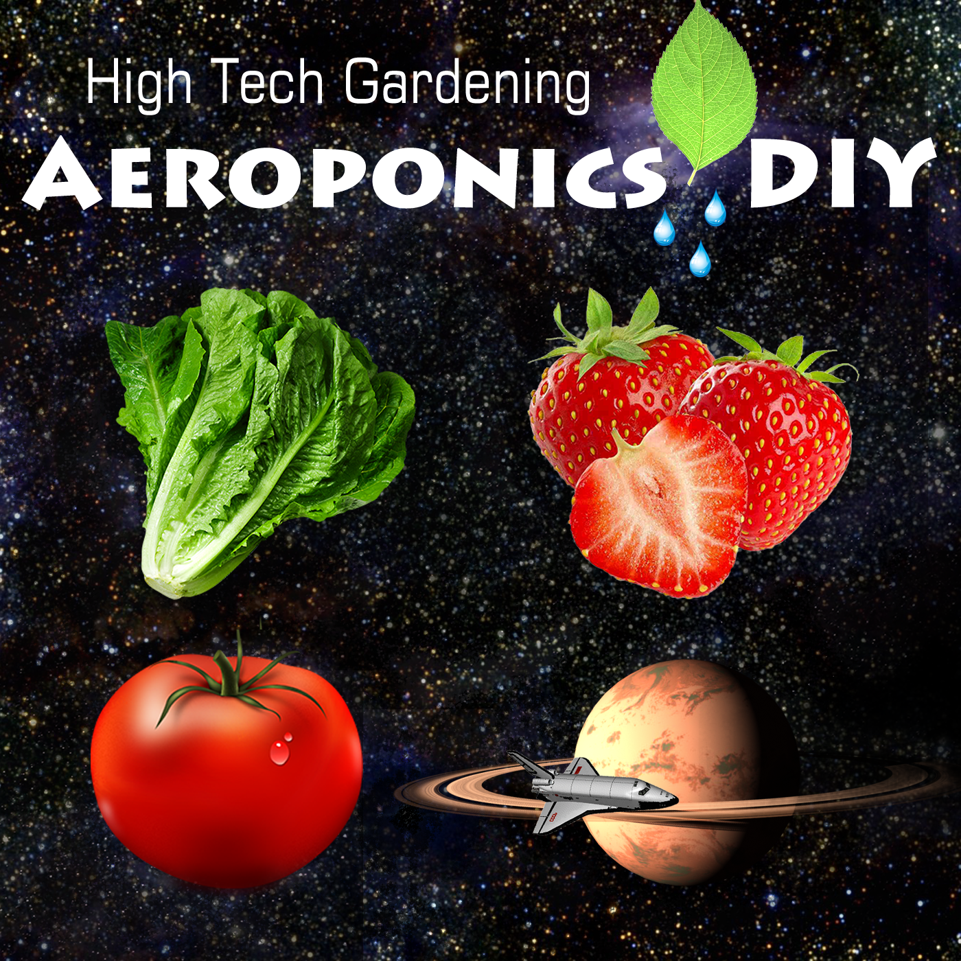 The Aeroponics DIY Podcast | Indoor Gardening | High Tech Growing | Vertical Farming